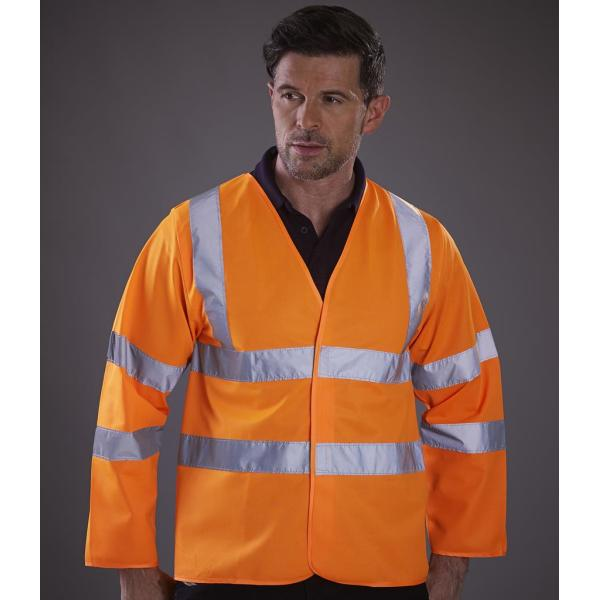 Hi-Vis Long Sleeve Jacket