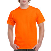 Gildan T-shirt Ultra Cotton SS Safety Orange M