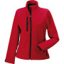 Ladies' softshell jacket classic red xl