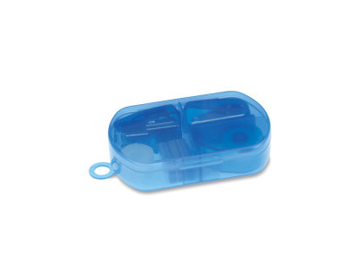 BUROBOX - Stationery set in plastic box