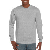 Gildan T-shirt Hammer LS Sports Grey S