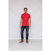 L&S Polo Jersey SS for him