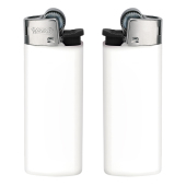 J25 Lighter BO opaque white_BA white_FO black_HO chrome