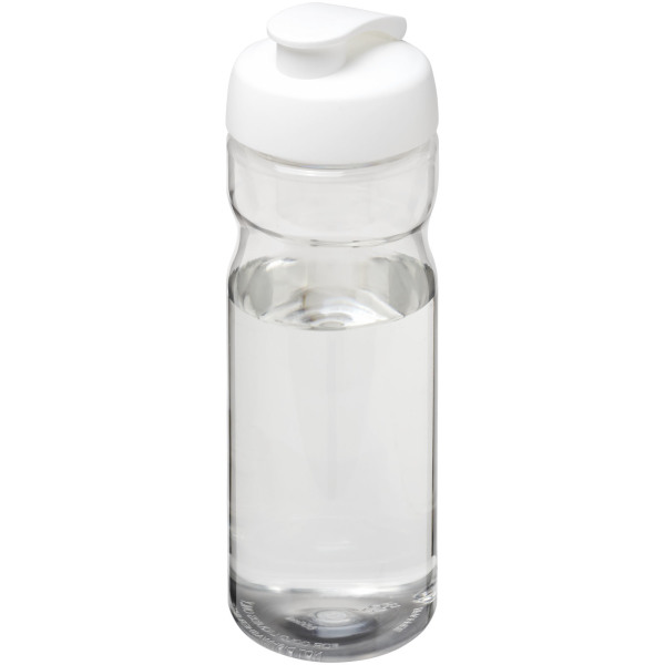 H2O Active® Base Pure 650 ml drinkfles met klapdeksel