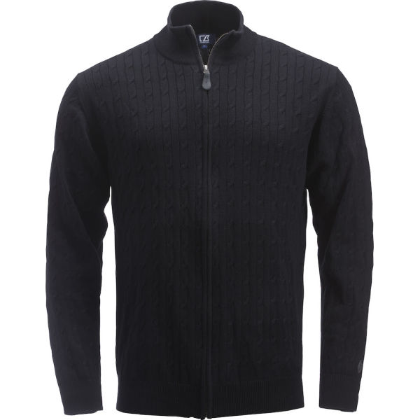 Cutter & Buck Blakely Knitted Full Zip