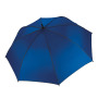 Automatische golfparaplu royal blue / dark grey one size