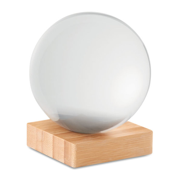 BEIRA BALL - Crystal ball glass