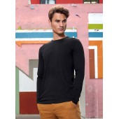 Men's organic long-sleeve t-shirt