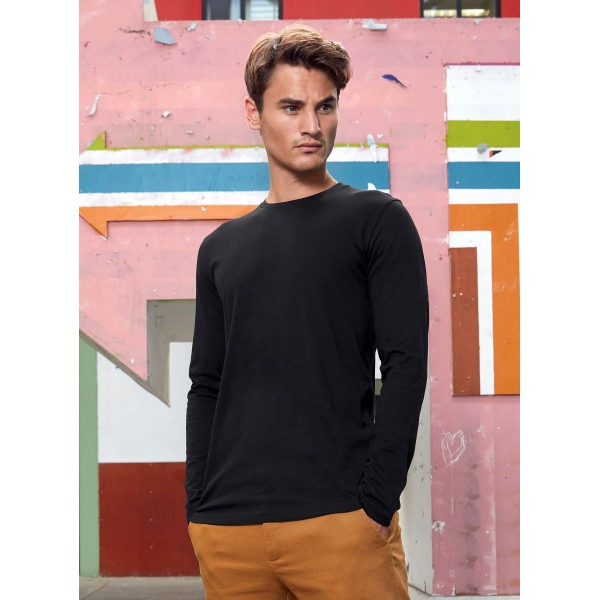 Men's organic inspire long-sleeve t-shirt
