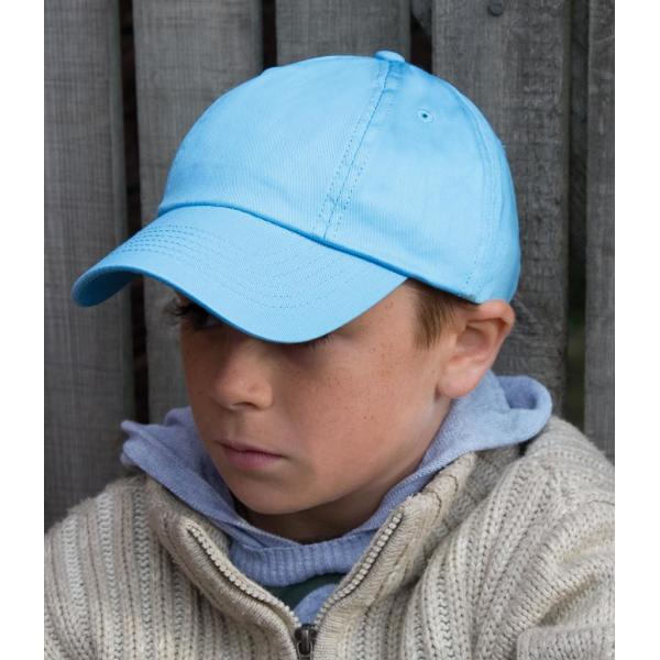 Result Kids Low Profile Cotton Cap