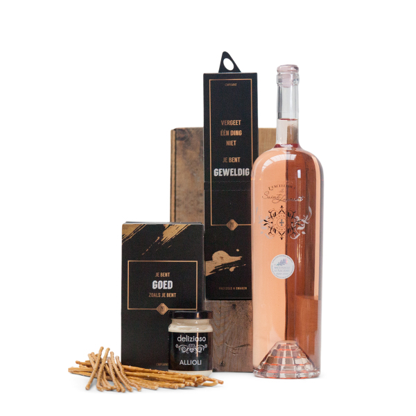 Big L'excellence Rosé Saint Laurent