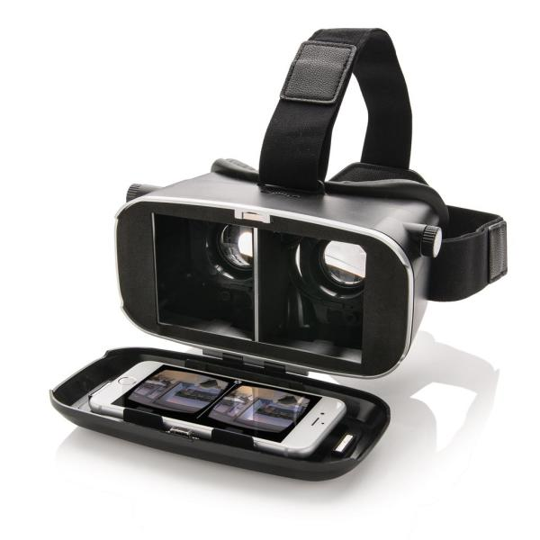VR 3D glasses, black