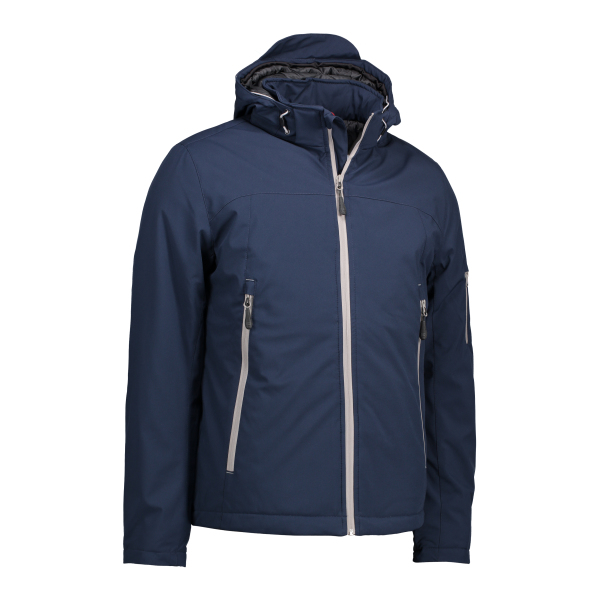 Men's winter soft shell jacket