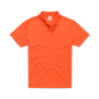 Stedman Polo SS for him brilliant orange XXL