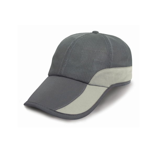 Addi Mesh Cap Under-Peak Pocket