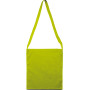 Katoenen shopper burnt lime one size