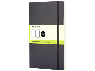 Classic L softcover notitieboek - effen