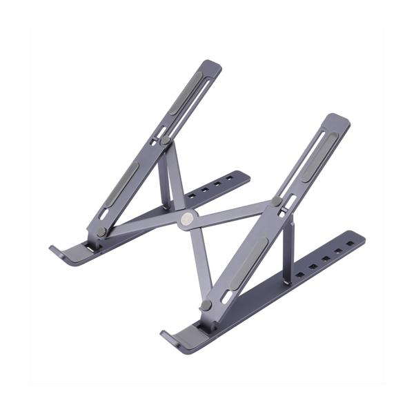 Foldable Laptop Stand Grey