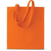 Basic shopper orange one size