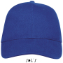 Buffalo, Royal Blue, One size, Sol's