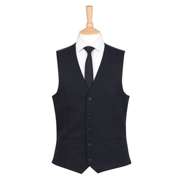 One Collection Vest Mercury