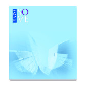 BIC® 68 mm x 75 mm 25 Sheet Adhesive Notepads