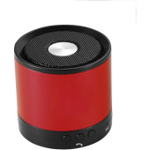 Greedo Bluetooth® aluminium speaker - Rood