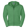 Authentic Zipped Hood, Apple, L, RUS