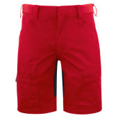 Projob 2522 SERVICE SHORTS RED C56