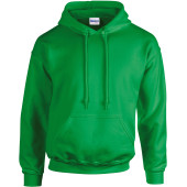 Heavy blend™ classic fit adult hooded sweatshirt irish green xxl