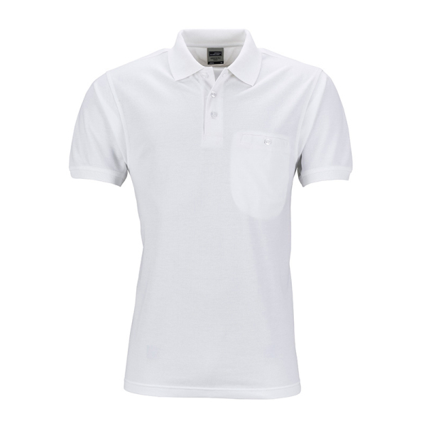 Men´s Workwear Polo Pocket