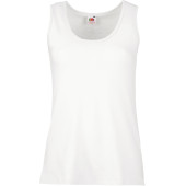 Lady-fit valueweight vest (61-376-0) white l