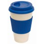 "coffee mug , 400ml blue ""eco cup"""