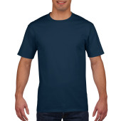Gildan T-shirt Premium Cotton Crewneck SS for him Navy S