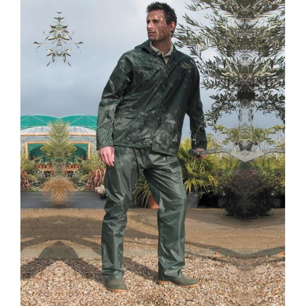 Waterproof Jacket/Trouser Suit in Carry Bag