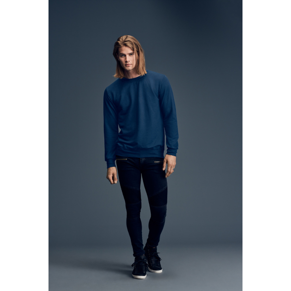 Anvil Sweater Crewneck French Terry for him