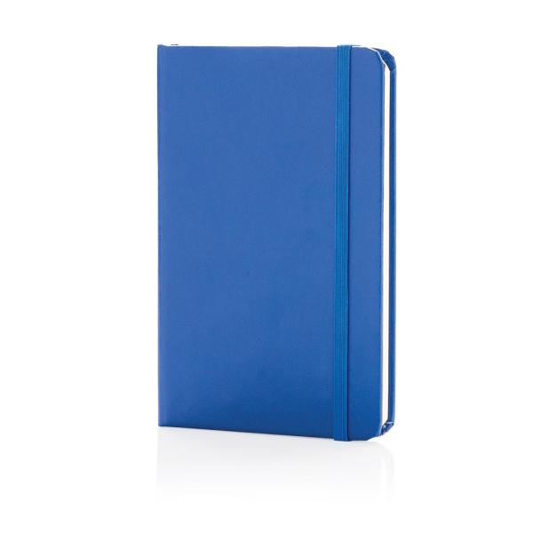 A6 basic hardcover notitieboek, roze