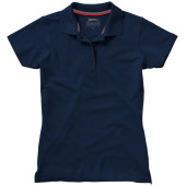 Advantage dames polo met korte mouwen - Navy - S