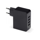 USB Adapter 2.4A zwart