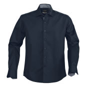 HARVEST BALTIMORE SHIRT NAVY M