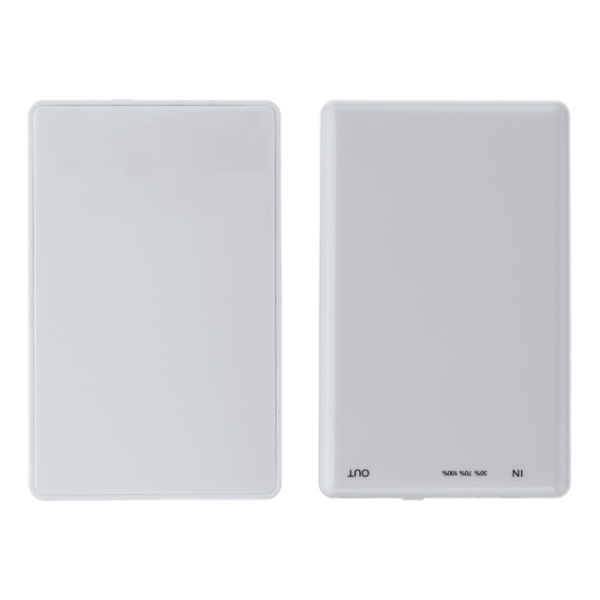 Powerbank Compact 2000mAh wit Wit 7
