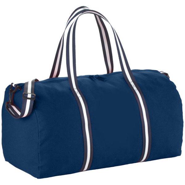 Weekender canvas travel duffel bag