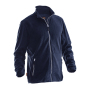 5901 Microfleece jacket navy 4xl
