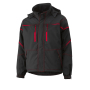Kiruna Jacket Black/Red M