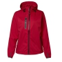 Lightweight soft shell jacket Red, 3XL