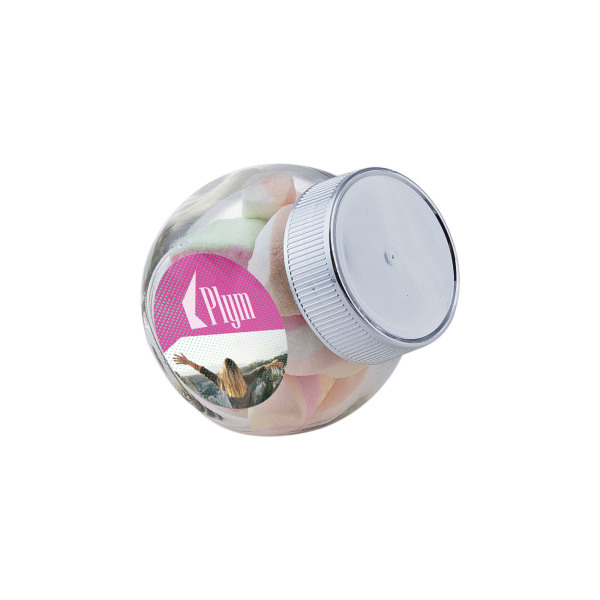 Mini glass jar 0,2 liter