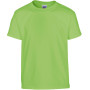 Heavy cotton™classic fit youth t-shirt lime '7/8 (m)