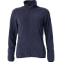 Clique Basic Micro Fleece Jacket Ladies dark navy xxl