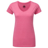 Ladies v-neck hd t-shirt