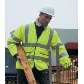 Lightweight Hi-Vis Motorway Safety Jacket